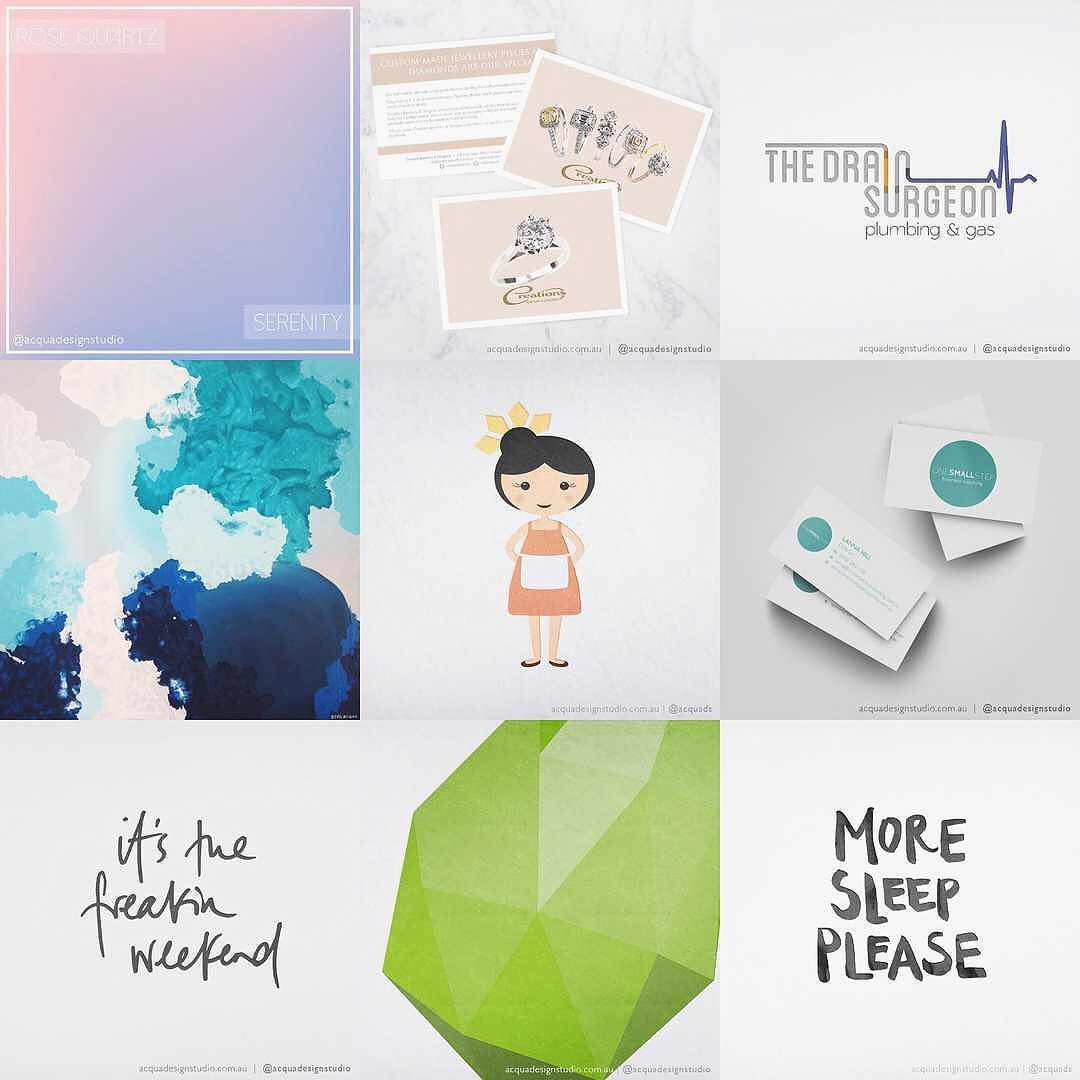 Pretty much sums up my 2015.. Looking forward to another year of designing! #2015bestnine #2015review #branding #graphicdesign #marketing #graphicdesigner #illustration #printdesign #perthbusiness #perthdesigner #perthcreative #perthcreatives #creative #designstudio #creativespace #homeoffice #freelance #girlboss #theperthcollective #perthpop by acquadesignstudio
