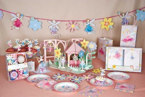 Novedades para fiestas infantiles princess party for Novedades para baby shower