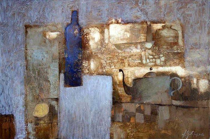 Por amor al arte: Alexander Zavarin