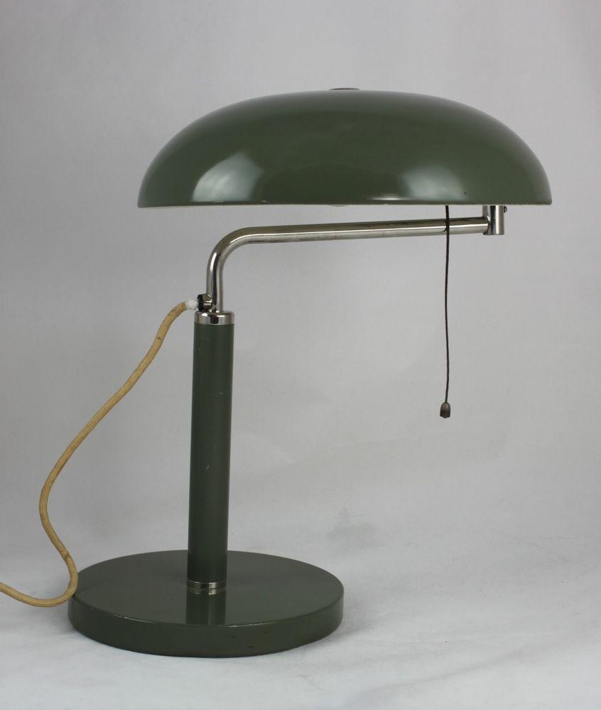 Lamp De Table Table Lamp Seltene Art Deco Tischlampe
