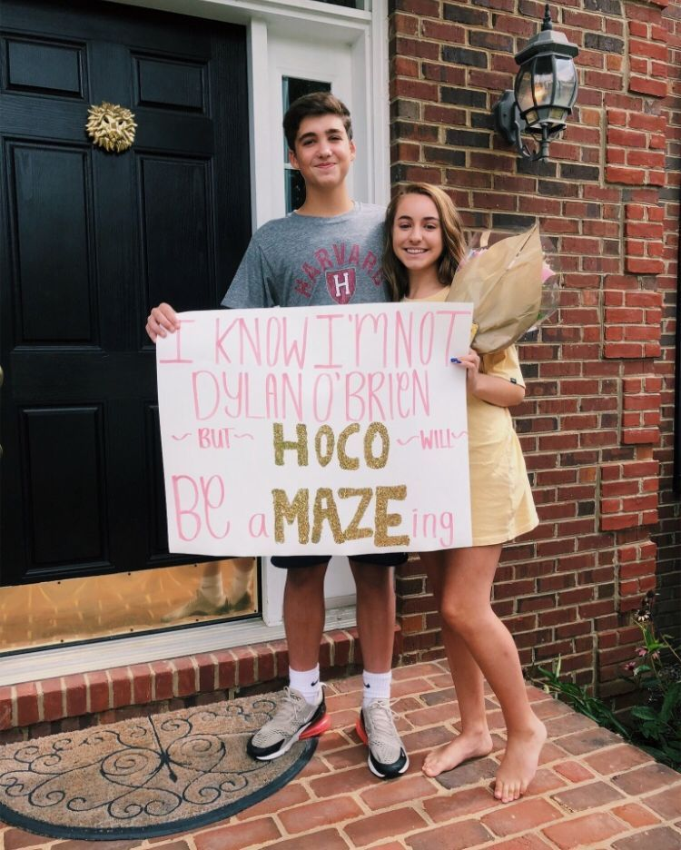 Pin On Cutest Proposals Ever: Pin ↠ Natalyelise7 #bestfriendprompictures #hocoproposals