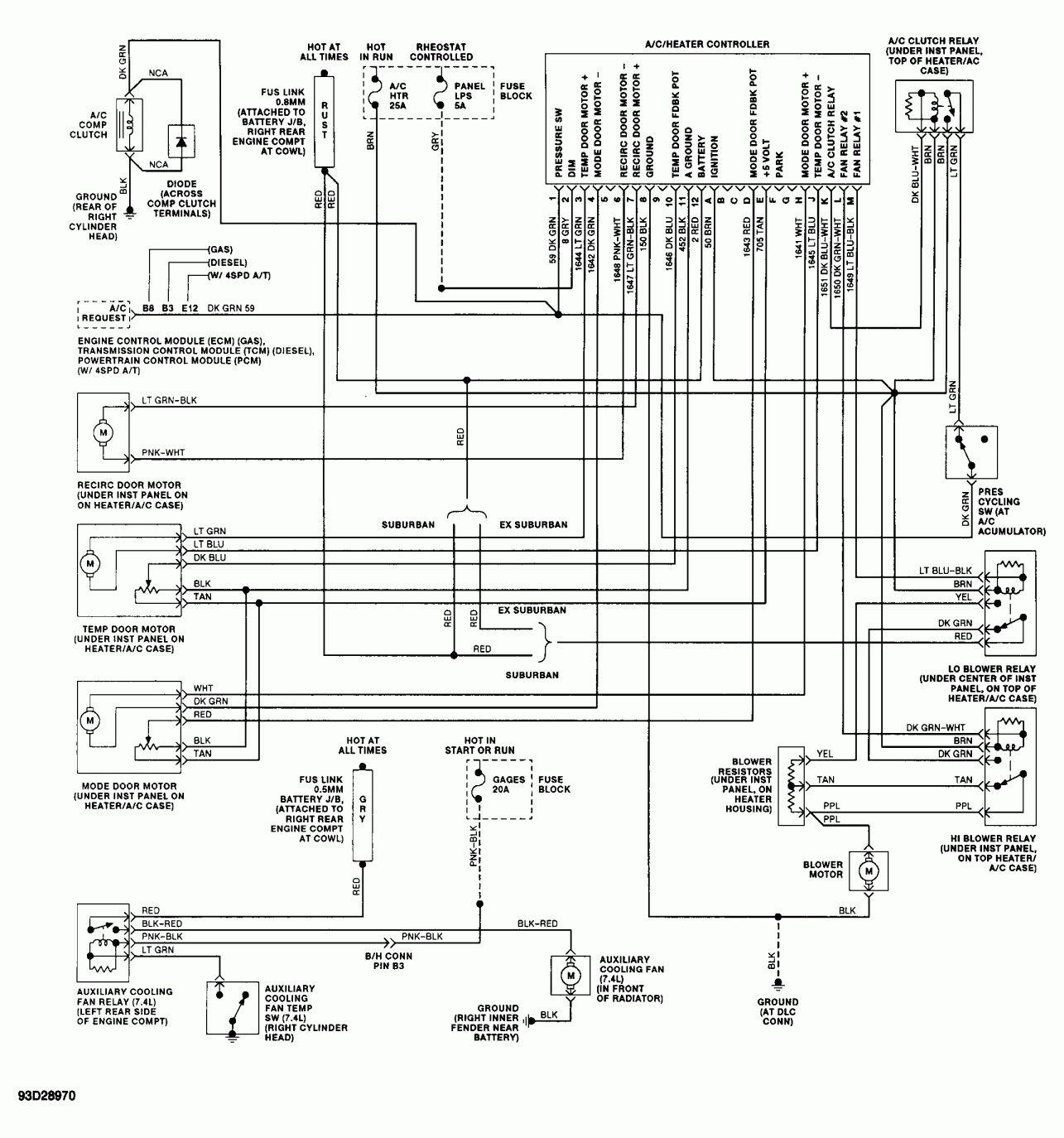 16+ 1993 chevy truck wiring diagram - truck diagram - wiringg.net | chevy  trucks, 79 chevy truck, 1993 chevy silverado  pinterest
