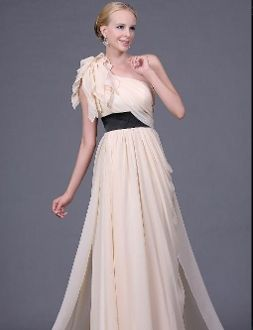 Chiffon Goddess Gown by Svetlana