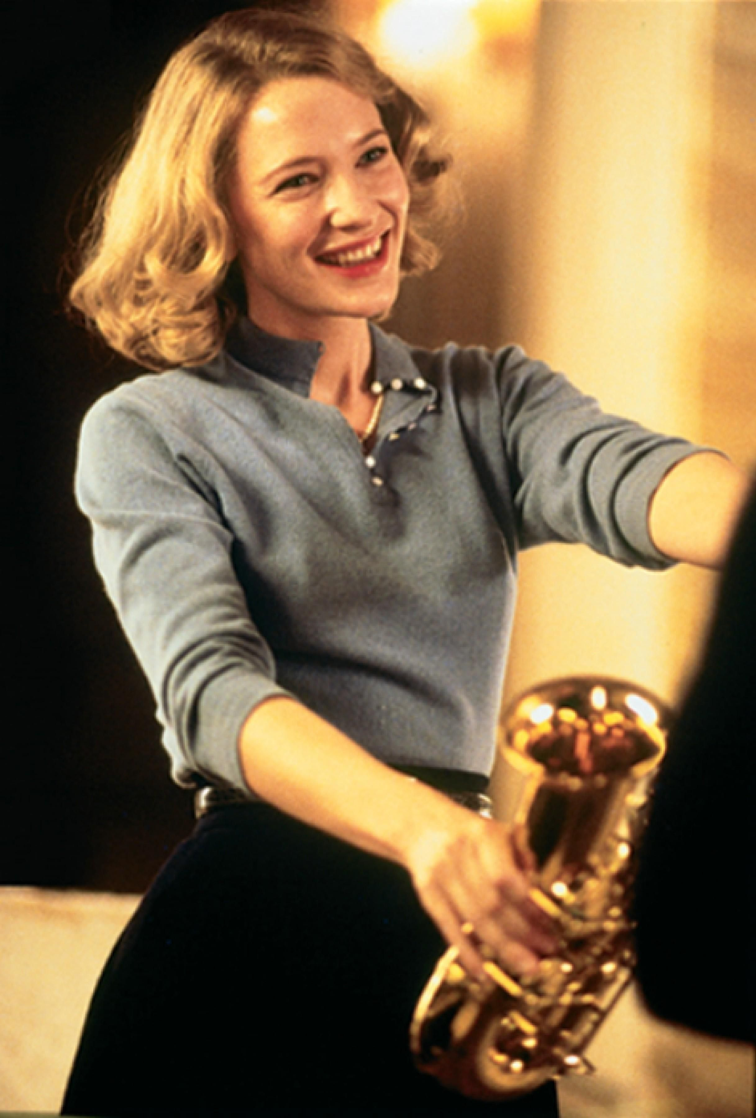 """1999 Cate Blanchett as Meredith Logue in """"The Talented Mr"""