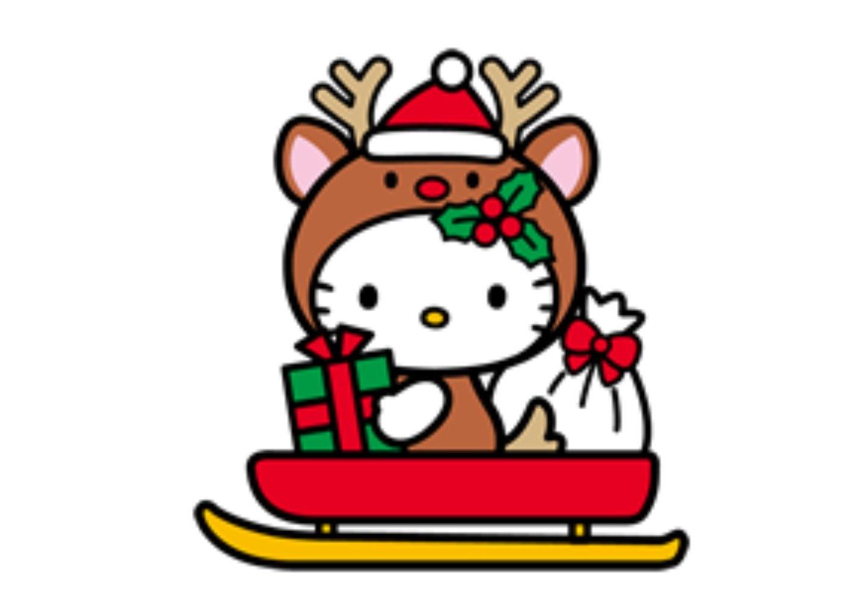 Hello Kitty Weihnachtsbilder.Hello Kitty Hello Kitty 3 Hello Kitty Christmas Hello Kitty