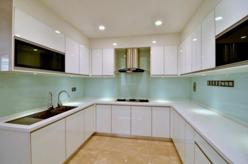 Modern Kitchen Cabinet Doors - http://cabinetdoorknobs.net/modern-kitchen-cabinet-doors/