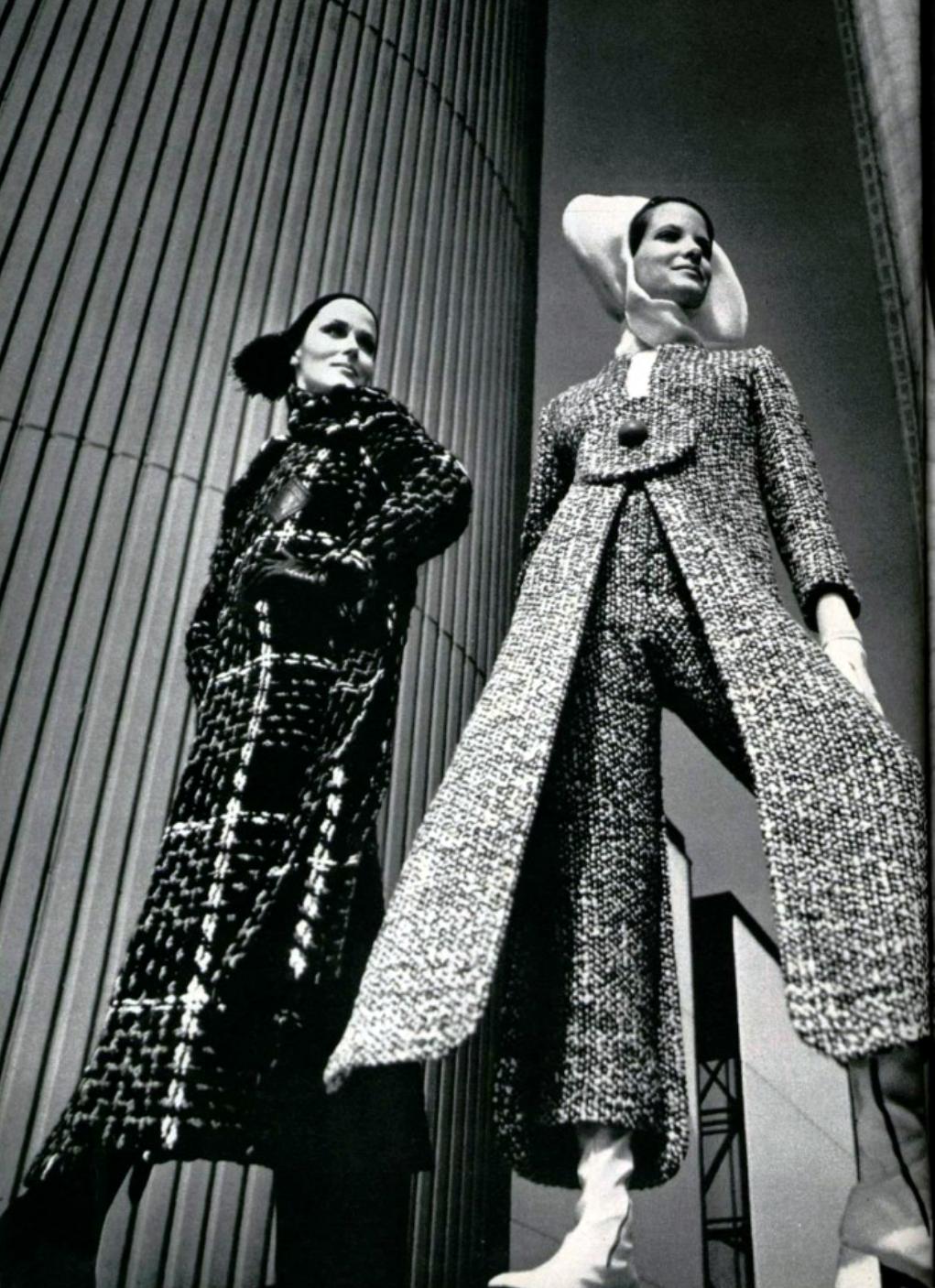L'Officiel magazine 1970 Pierre Cardin