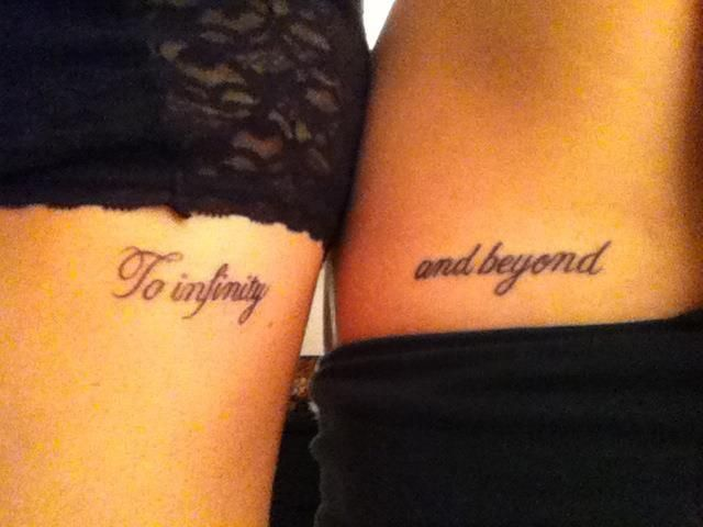 best friend quote tattoos for girls MEMEs | Friendship Quote ...