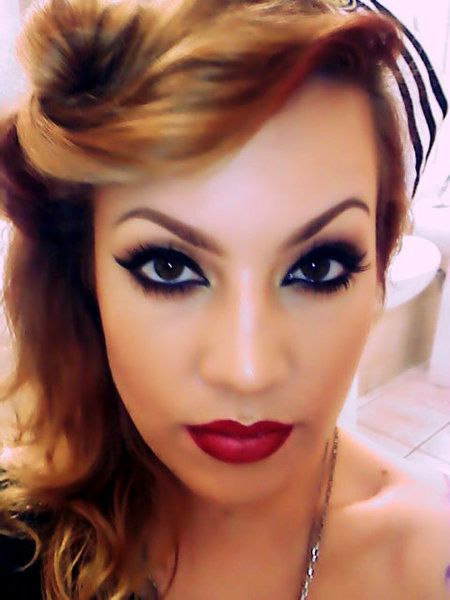 Ginger Snap Https Www Makeupbee Com Look Ginger Snap 41176 Makyaj
