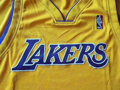 NIKE NBA L.A. LAKERS JERSEY sz.50 4  Large mens Unused NOS https://t.co/W2tG0kcAG7 https://t.co/C12b0rbk1H