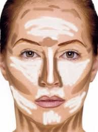 Make your face' shape with contouring pallet http://www.atelierdelight.com/product/corrector-concealer-palette-10-gr/