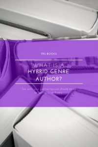What Is A Hybrid Genre Author  TRS BOOKS 352688214564028124