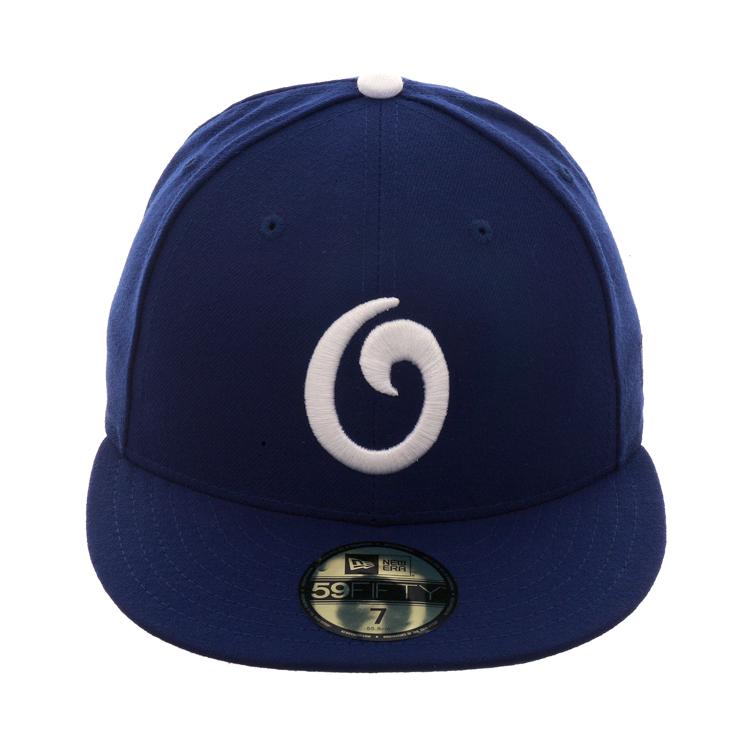 Exclusive New Era 59Fifty Oakland Oaks 1949 Logo Hat