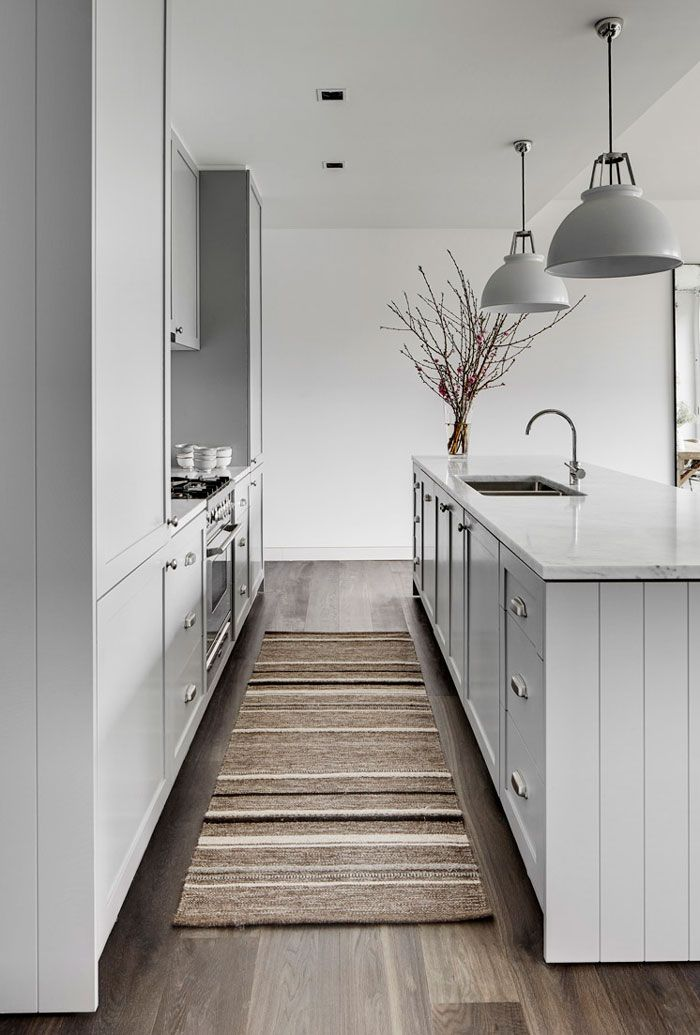 A winning combination of timeless grey and white NordicDesign