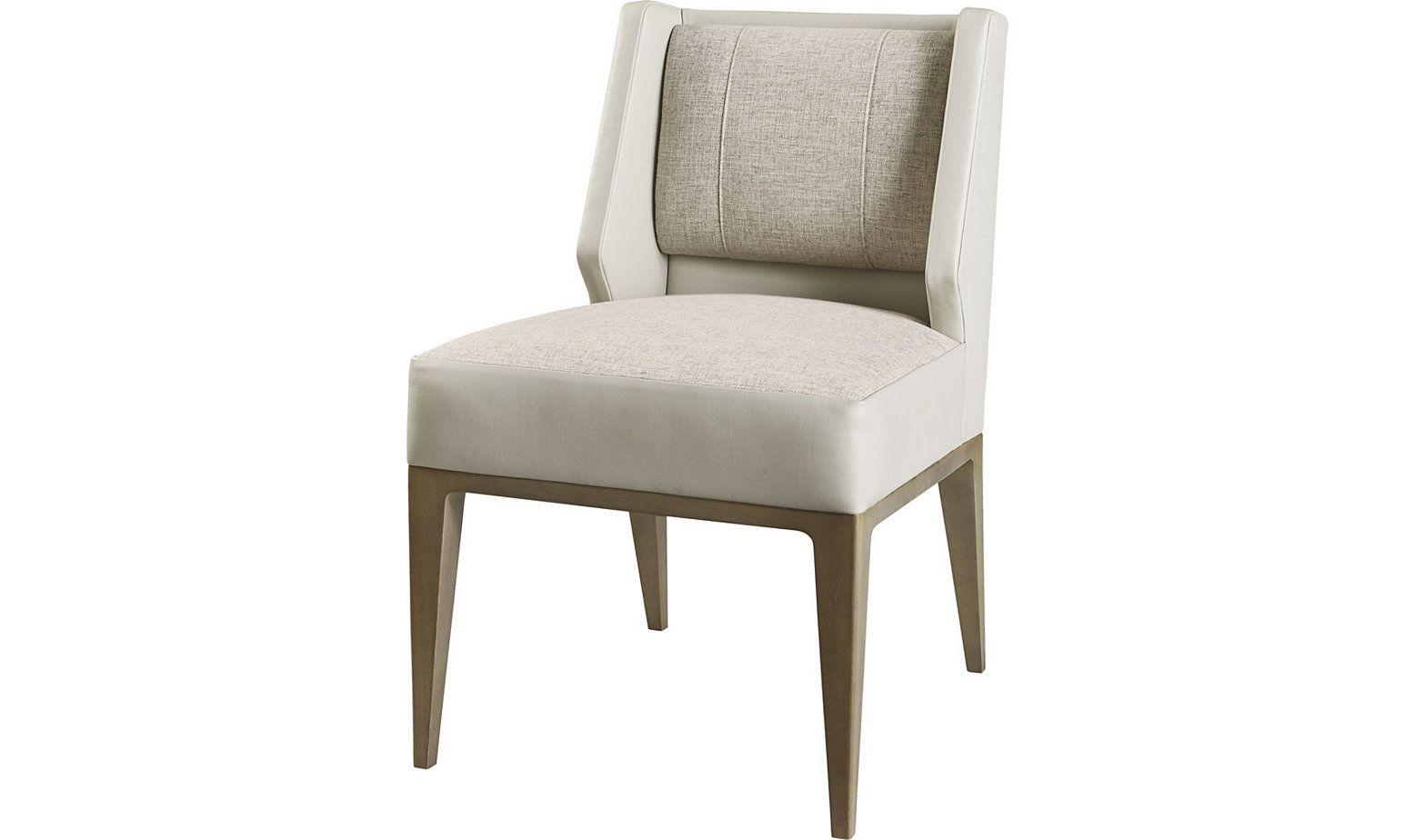 Kukio Side Chair By Barbara Barry 3340 Baker Furniture