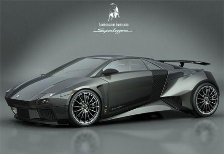 Lamborghini... It will be mine! Oh yes, it will be mine!