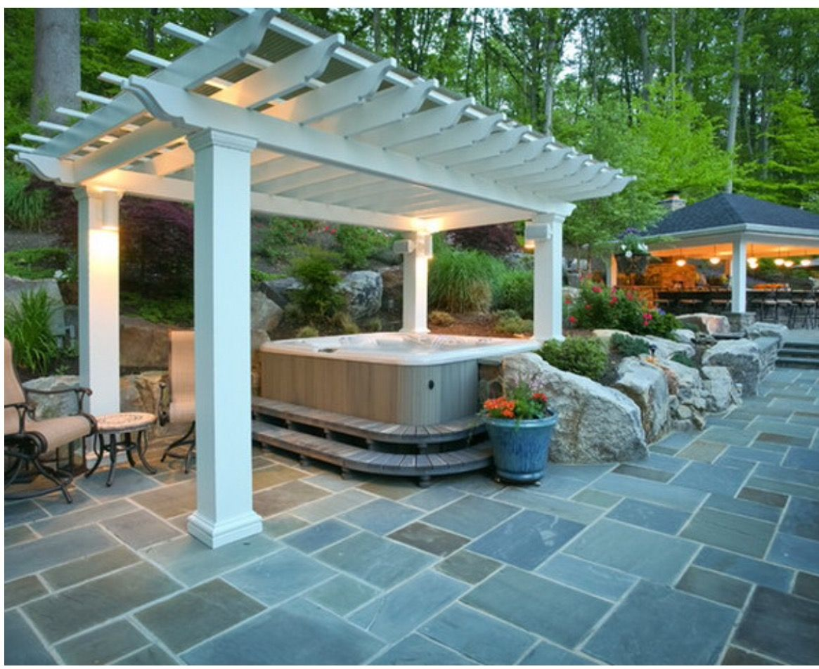 Pin by Tisha Baker on Outdoor patio, pit, & kitchen | Pinterest ...
