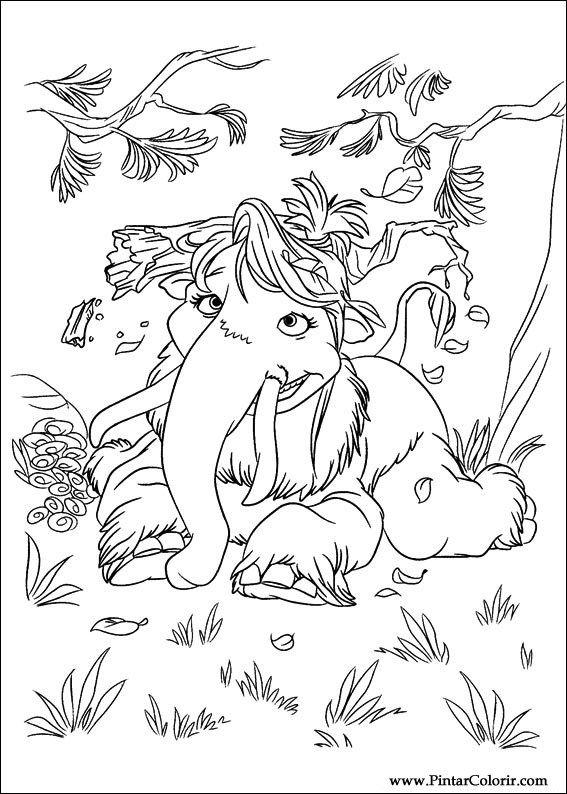 Buz Devri çizimleri Ile Ilgili Görsel Sonucu çizgi Karakterler