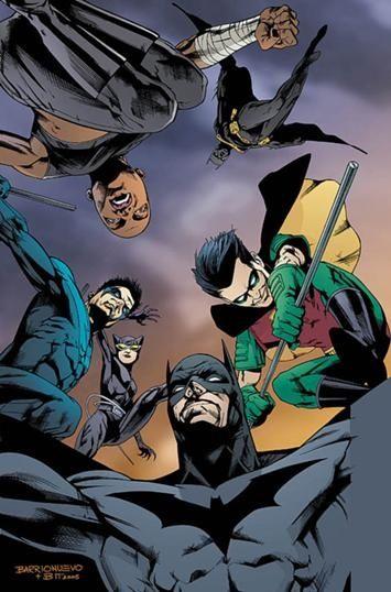 batman family | Batman Family | Batman Overload