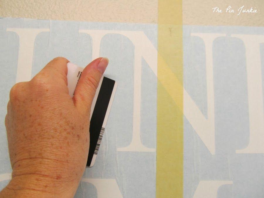 How to apply vinyl wall decals vinyl wall decals vinyl