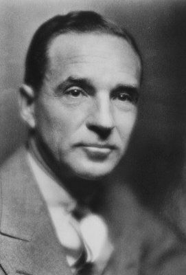 Edsel Ford (1893 - 1943) was the only son of Henry Ford and president of Ford Motor Company from 1919 to his death. He lent his name to the infamous Edsel, a 1958 model so unpopular it crumpled only two years later.