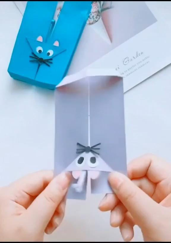 20cm Time Machine Handcraft Paper DIY Paper Model Kit Toy Kids Birthday Gifts