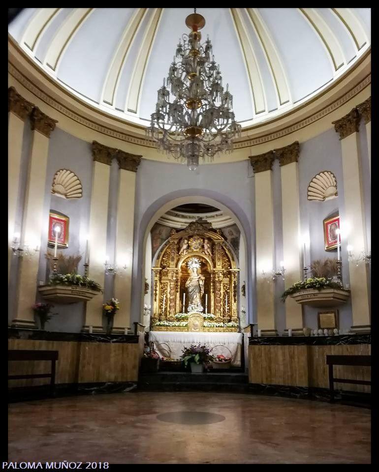 Colegiata De San Isidro Capilla Inmaculada Concepcion Sede De La
