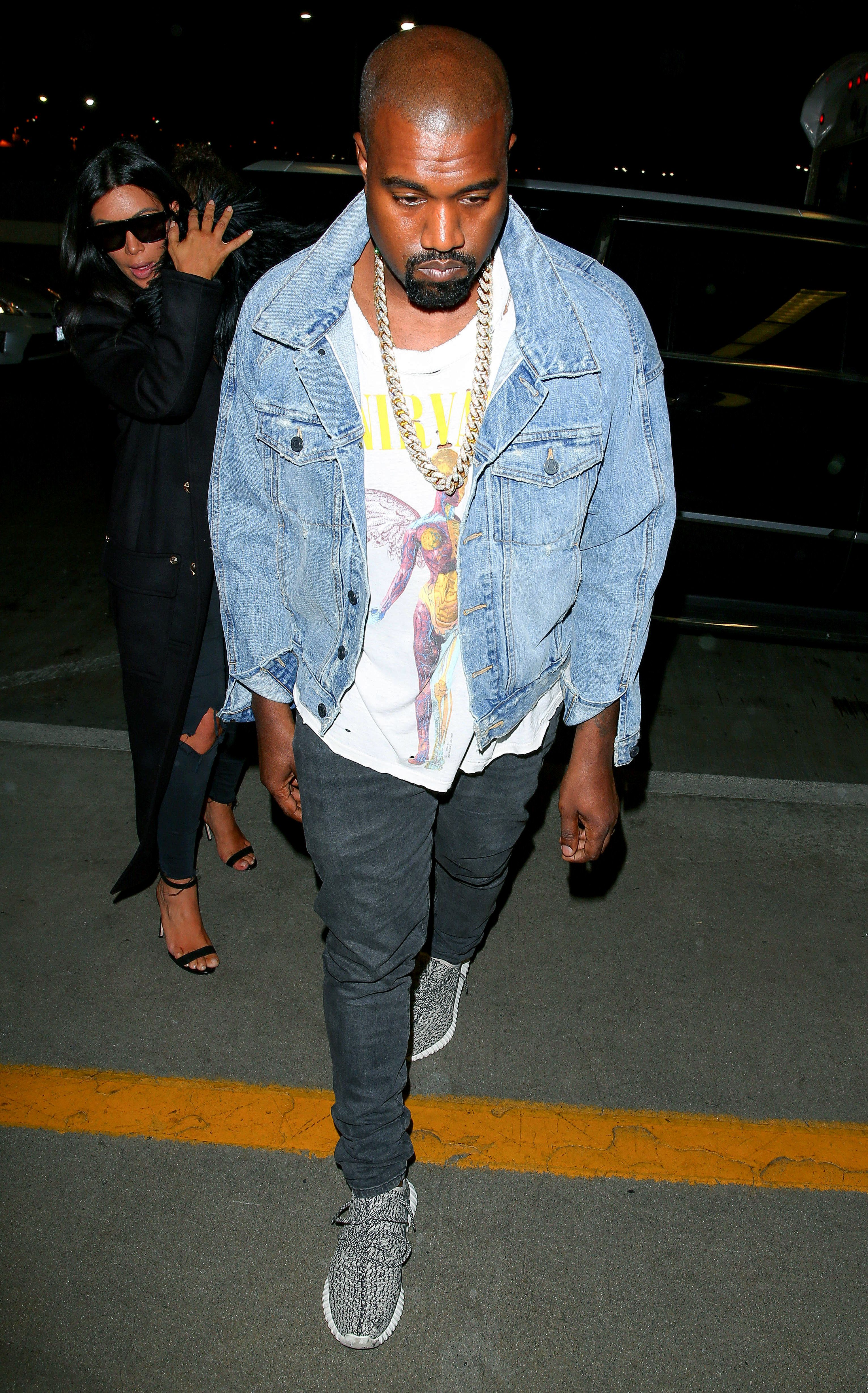 f2089e6455c The Kanye West Look Book