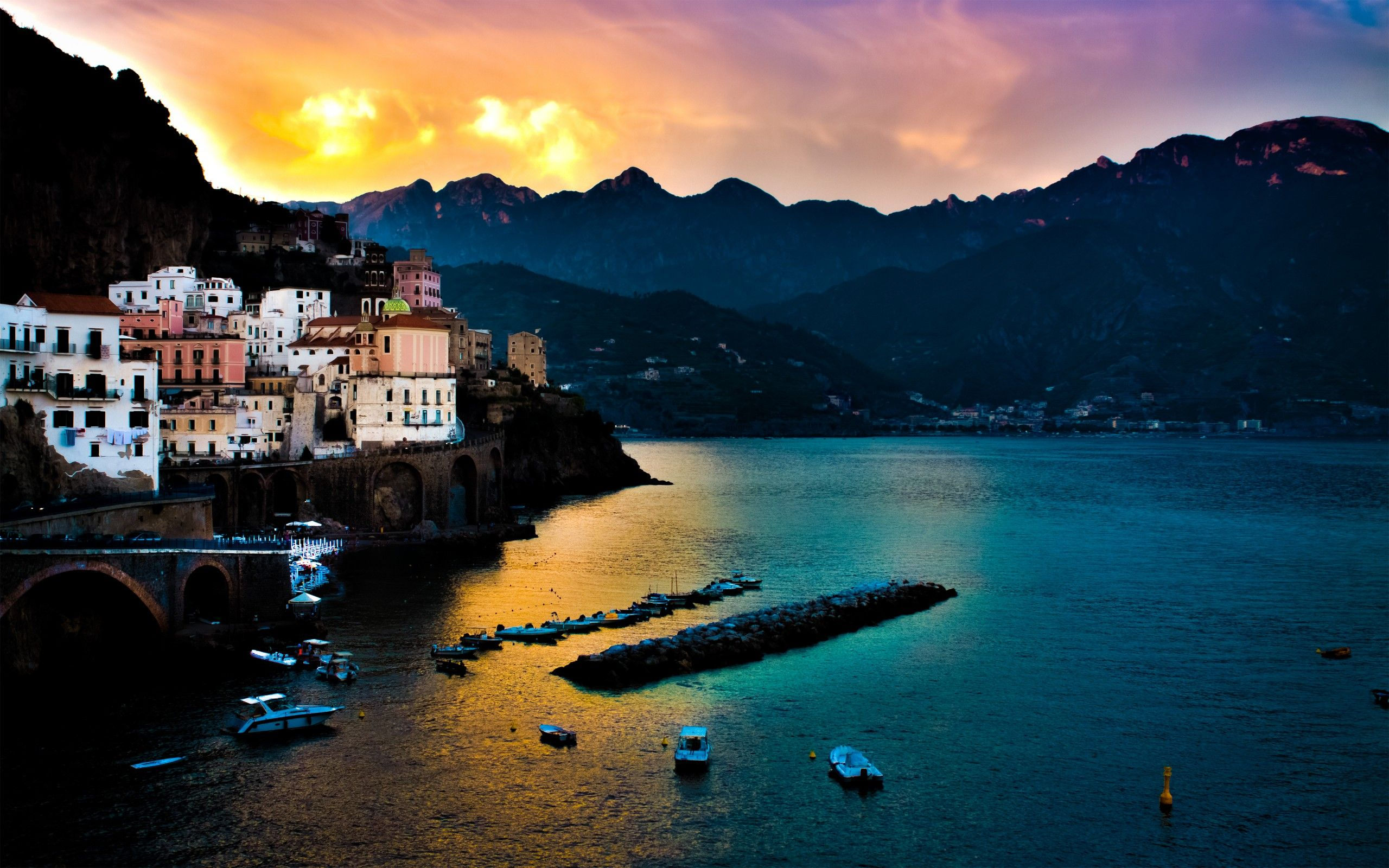Amazing High Resolution Wallpapers Backgrounds For Your Desktop Computer Laptop Phones More On The Way Follow If You Amalfi Italy Amalfi Coast Amalfi