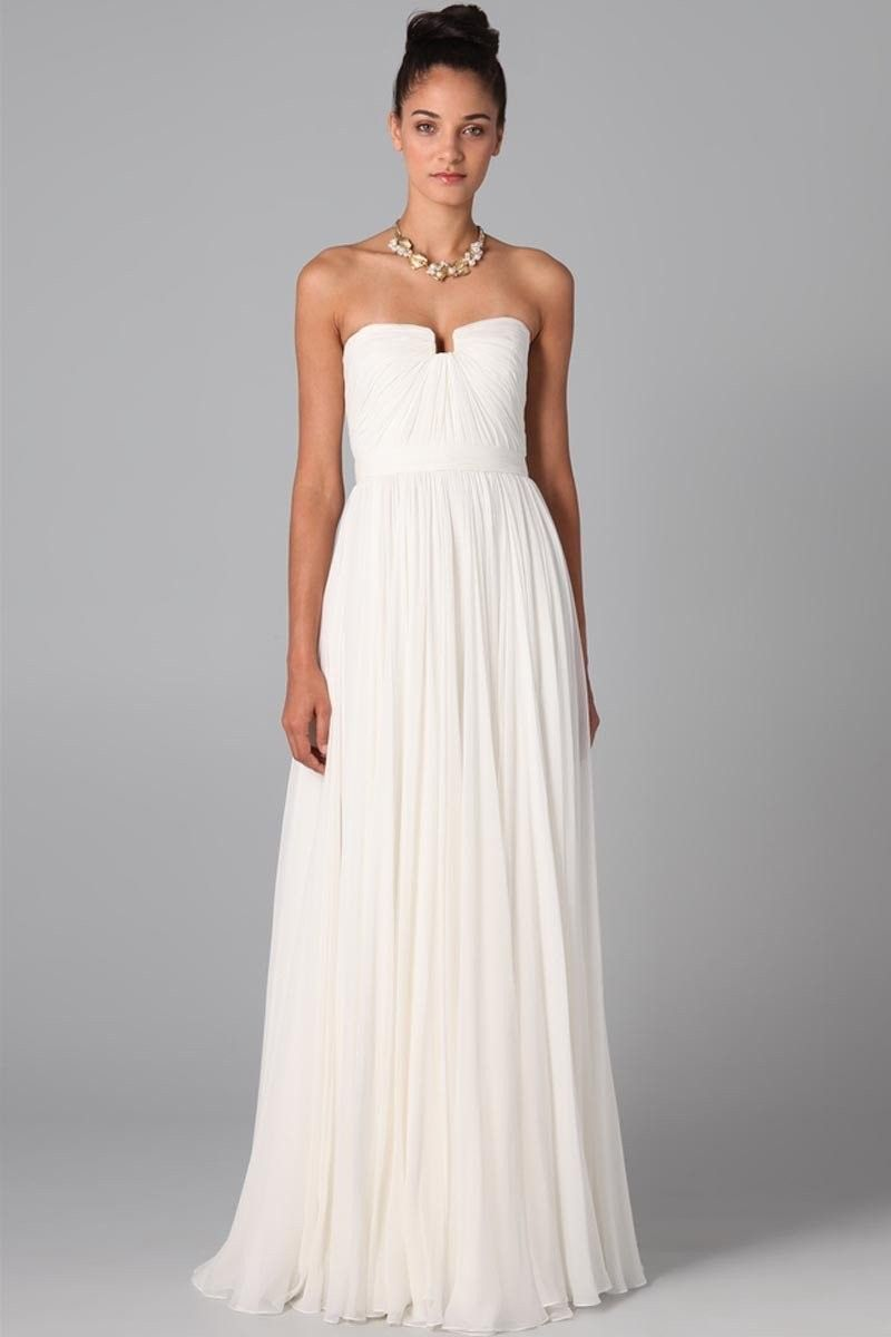 Wedding dresses for full figures  Bridesmaid option to flatter all figures Different color obviously