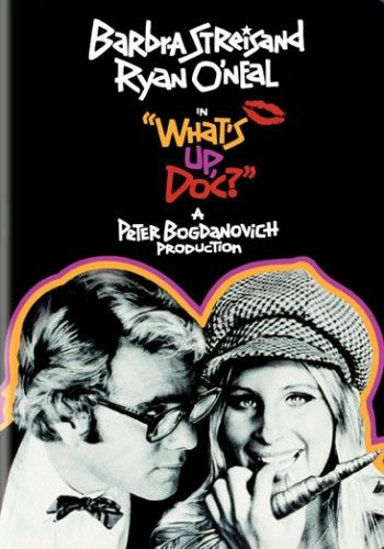 What's Up Doc? Classic Streisand, and downright hilarious!