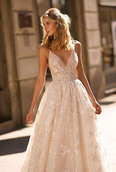 错误 #bertaweddingdress