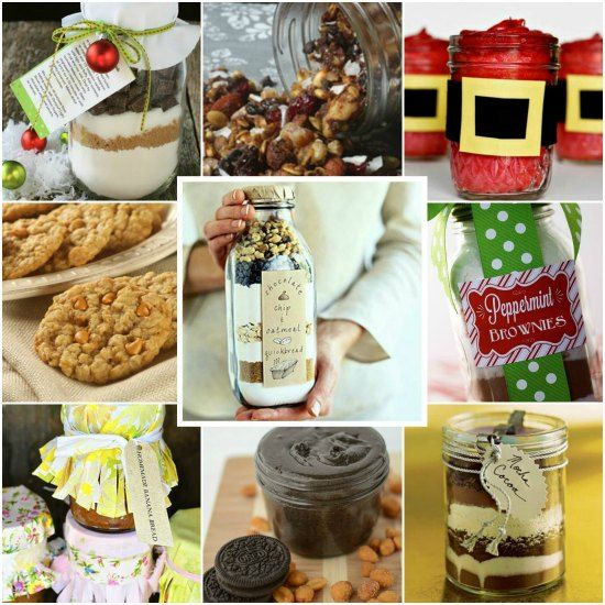 21 DIY Food Gifts in a Jar Making your own DIY food gifts is a