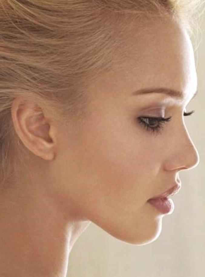 Jessica Alba | right profile | Profile | Pinterest ...