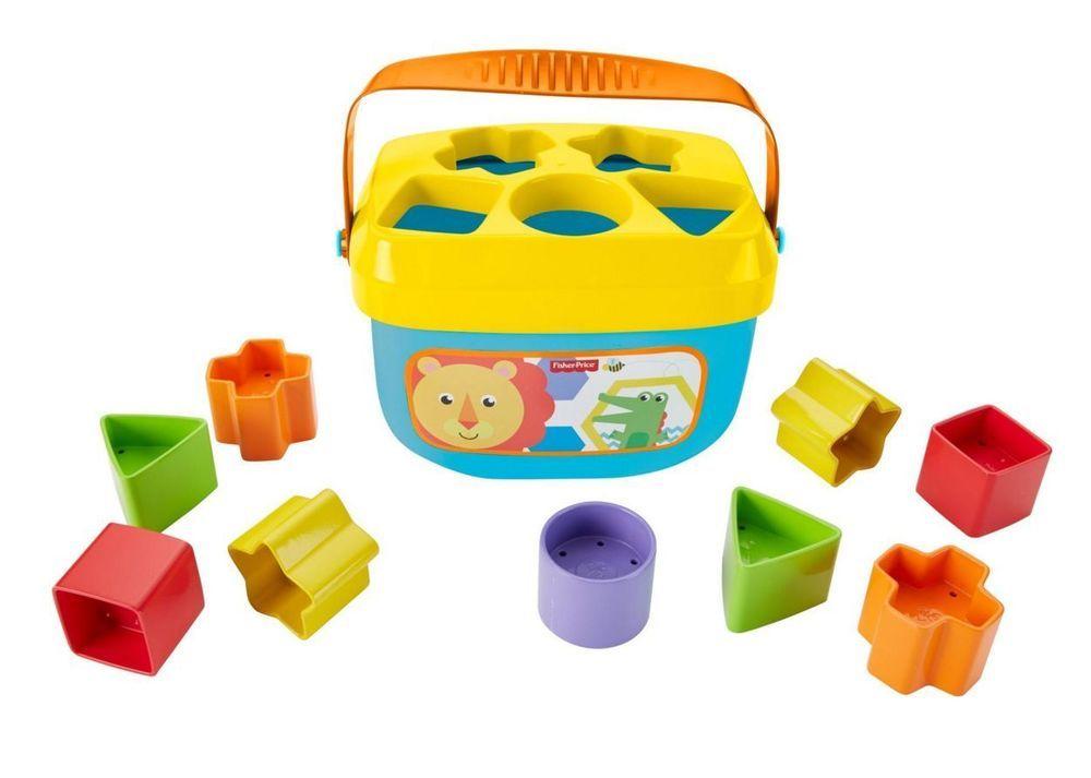 New Fisher Price Brilliant Basics Baby S First Blocks Problem Solving Skills Fisherprice Fisher Price Baby Fisher Price Fisher Price Toys