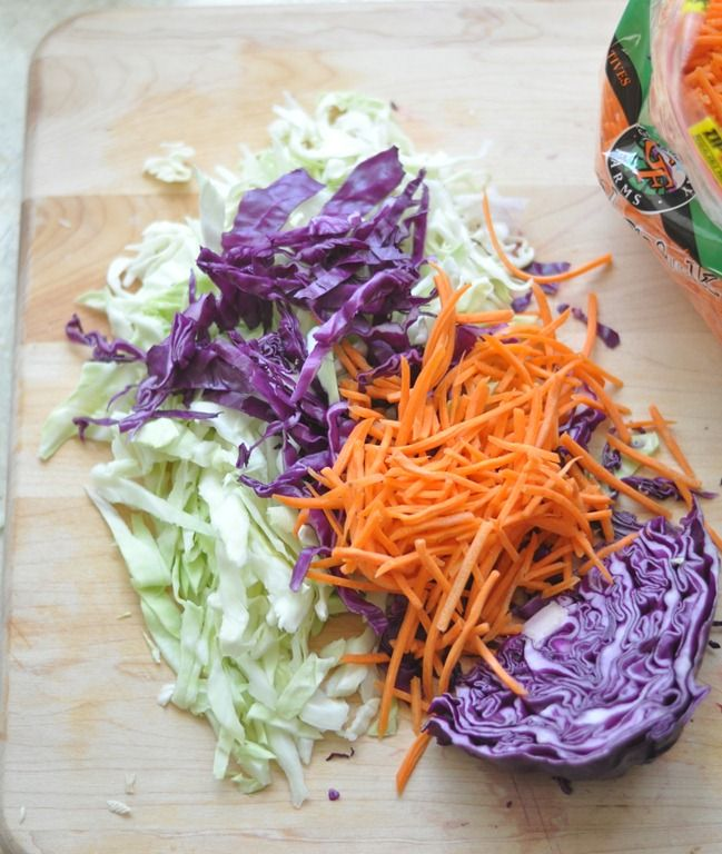 Cabbage slaw for fish tacos paleo pinterest cabbage for Fish tacos cabbage