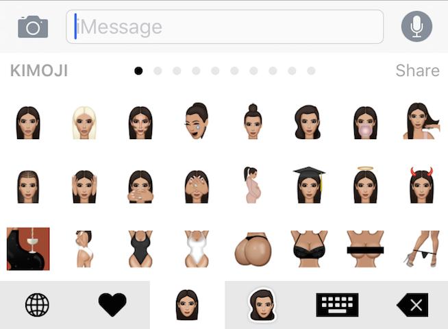Tits emoji