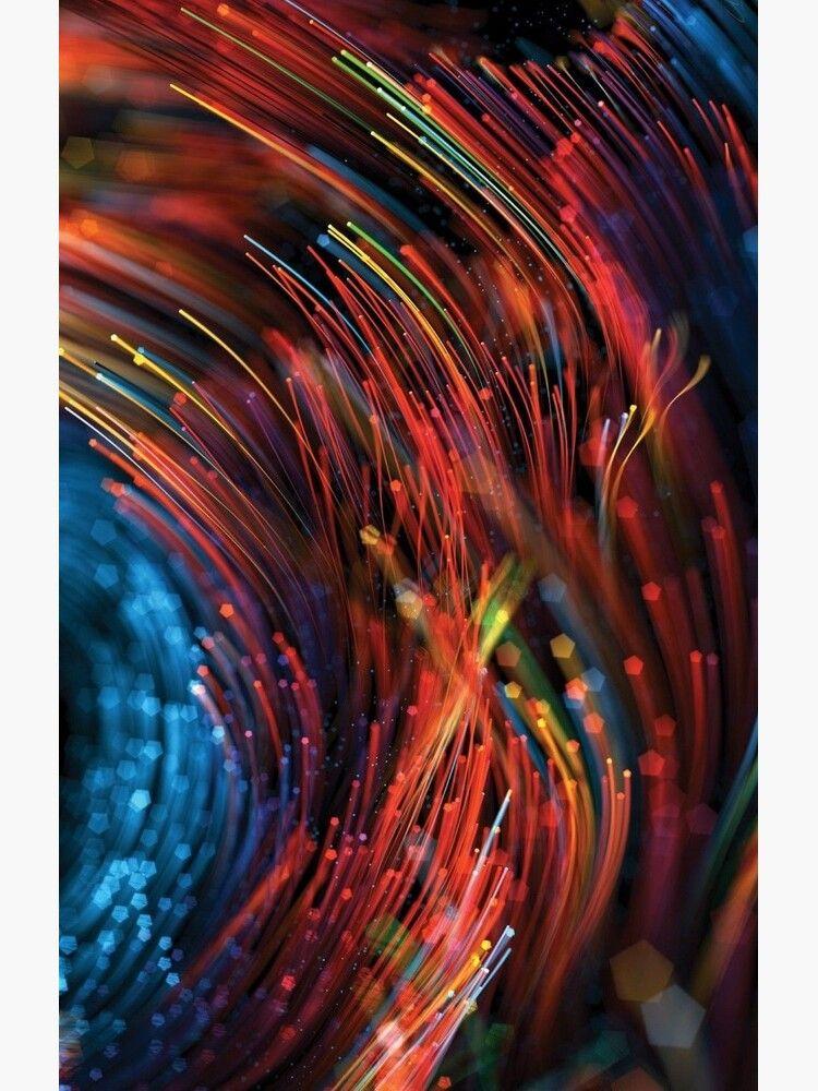 Funda y vinilo para Samsung Galaxy ''Abstract Design #4' de Live-Art