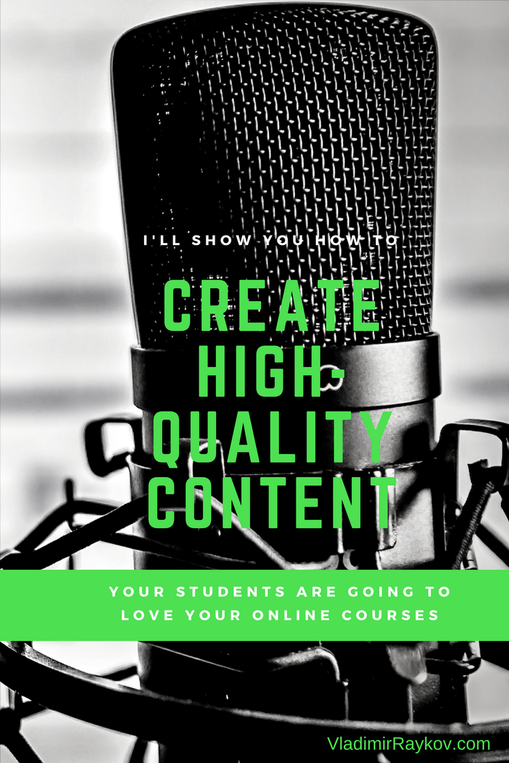 Online Courses How To Write HighQuality Content Students