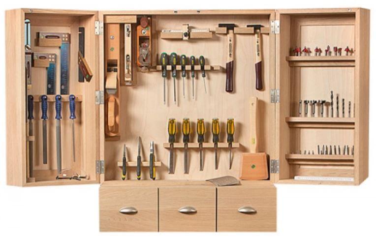 Selbst ist der Mann - Bauplan: Werkzeugschrank 02/2014 ...