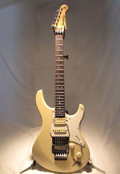 1990 yamaha pacifica 721 guitar super strats pinterest heavy rh pinterest com