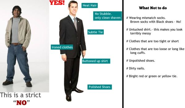 explore dressing for an interview and more what not to wear - What To Wear To An Interview What Not To Wear For An Interview