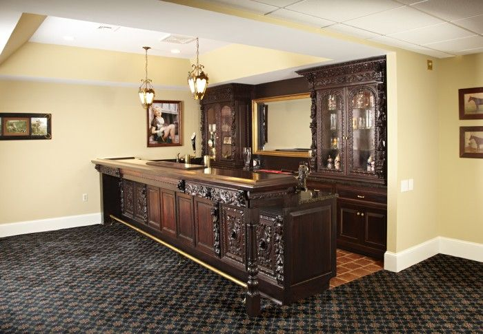 Small Antique Home Bar & Back Bars for Sale in Pennsylvania | Oley ...