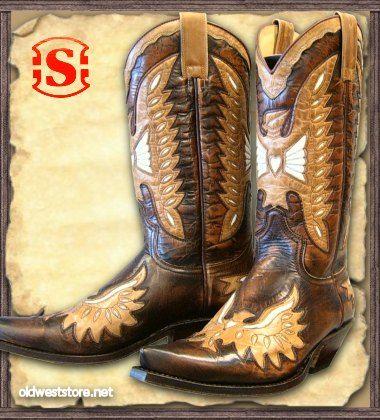 Mens cowboy boots, Custom cowboy boots