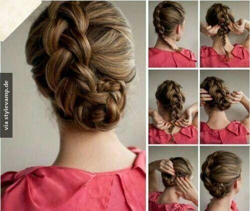 Auch Dünne Haare Können Voll Aussehen Haare Pinterest