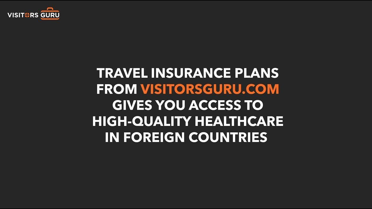 Buy International Travel Health Insurance At Affordable Rate On