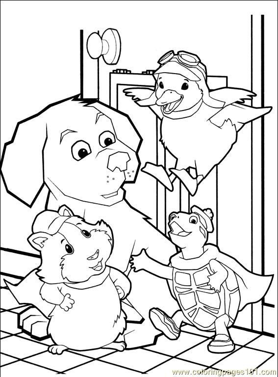coloring pages for pets | pet shop coloring pages printable | Pet Colouring Pages ...