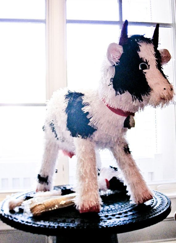 Cow Pinata Pinatas Are Really Popular A Great Home Business