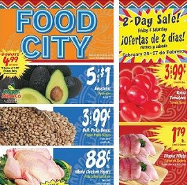 Food City Weekly Ad Specials Arizona Grocery Ads Pinterest