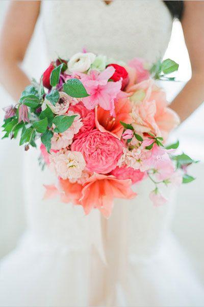 Flower Ideas Spring Wedding
